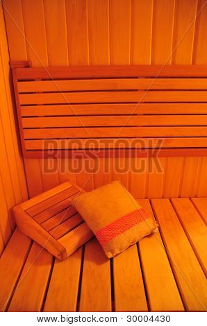 Sauna bathing