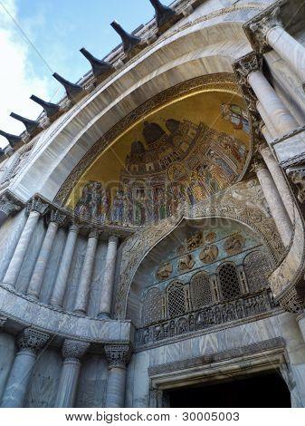 Basilica San Marco - Venice, Italy
