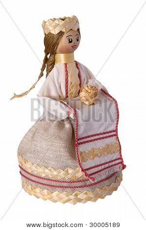 "Belorussian Souvenirr ""chozjajushka"""