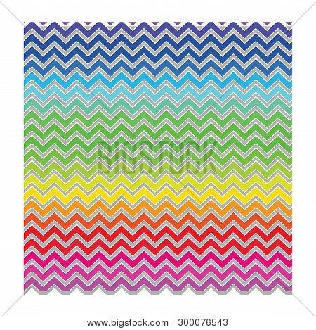 Abstract Line Zig Zag Pattern Modern Design-04