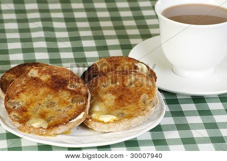 Toasted Muffins
