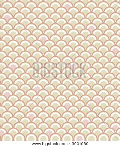 Scale Pattern In Pink