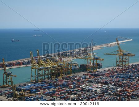 Container Harbour