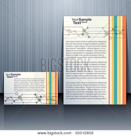 Vector Illustration Business Design