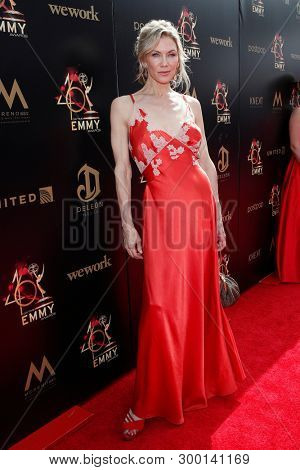 PASADENA - May 5: Stacy Haiduk at the 46th Daytime Emmy Awards Gala at the Pasadena Civic Center on May 5, 2019 in Pasadena, California
