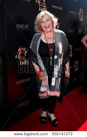 PASADENA - May 5: Beth Maitland at the 46th Daytime Emmy Awards Gala at the Pasadena Civic Center on May 5, 2019 in Pasadena, California