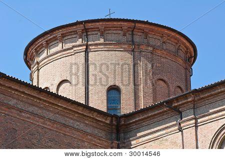St. Benedetto Church. Ferrara. Emilia Romagna. Italy.