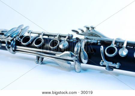 Clarinet Closeup 3
