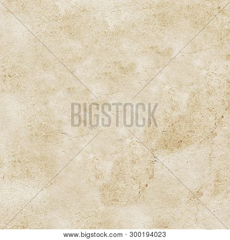 Abstract Chalk Rubbed Out On Brown Or Chalkboard Background. Vintage Texture Of A Brown Chalkboard.e