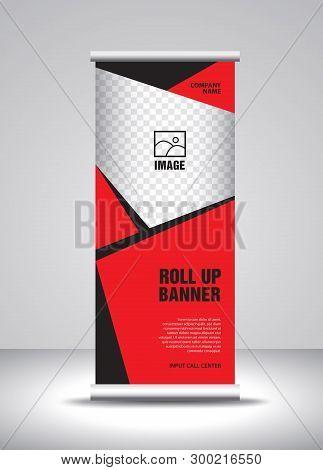 Roll Up Banner Template Design-74