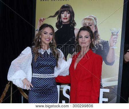 LOS ANGELES - MAY 8:  Chrishell Hartley, Melissa Claire Egan at