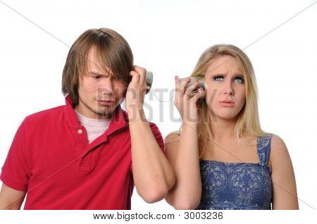 Miscommunication Between Young Couple
