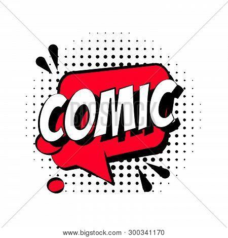 Comic Book Design Elements Vector Illustrator 22.ai