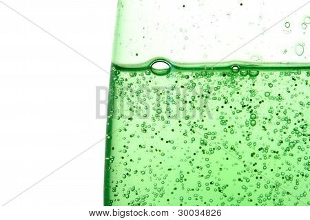 Green Shower Gel