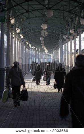 Many Passengers