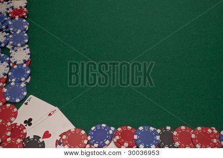 Poker Boarder