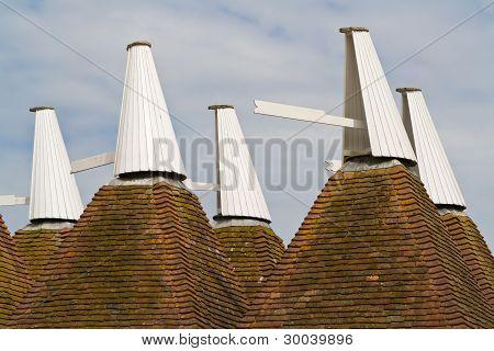 Kentish Oast House Roof