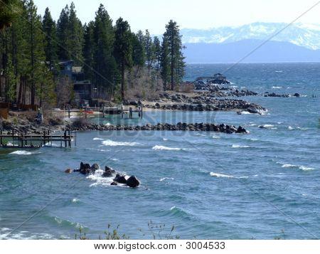 Lake Tahoe Shoreline