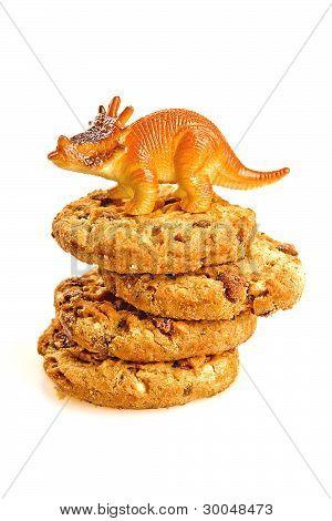 Cookie Dinosaur