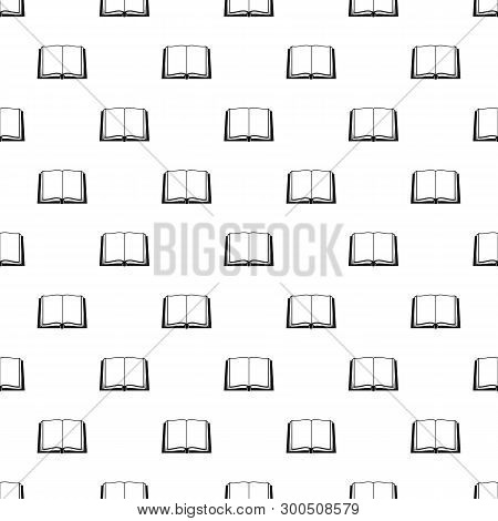 Book Deployed Pattern Seamless Vector Repeat Geometric For Any Web Design