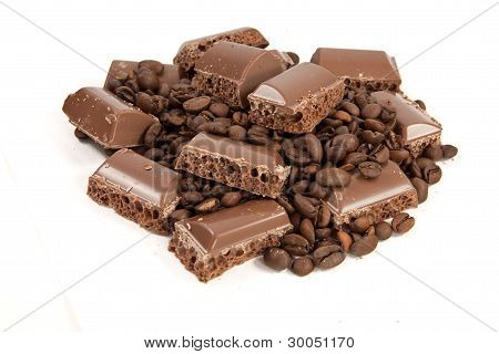 Coffe And Chcolate
