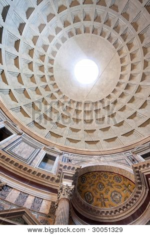 Pantheon Interior