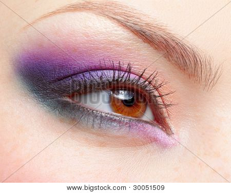 Girl's Eyezone Makeup