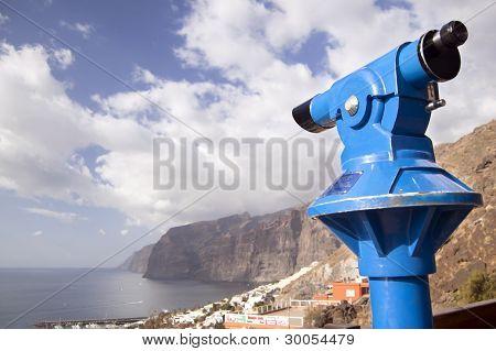 Telescope and seaview