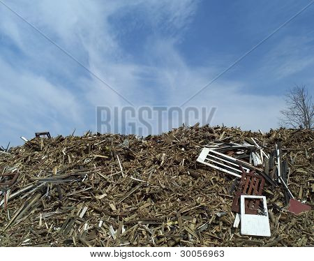 Wood Garbage