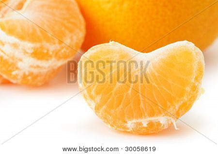 Segments And The Whole Tangerine