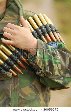 Ammunition Rib
