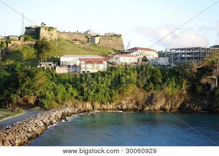 St George's Fort Grenada