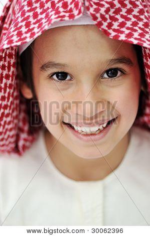 Portrait of little boy