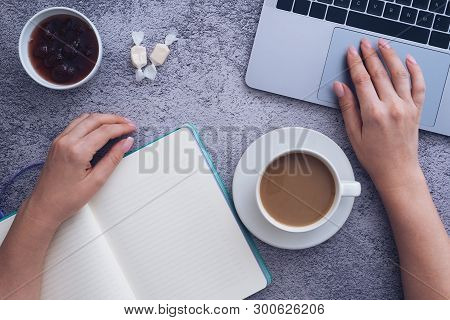 To Do List, Checklist Of Things Or Tasks To Planning For Life Target. Business Project Plan Concept,