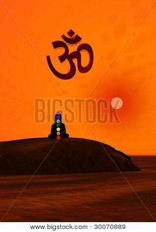 Chakras In Meditation