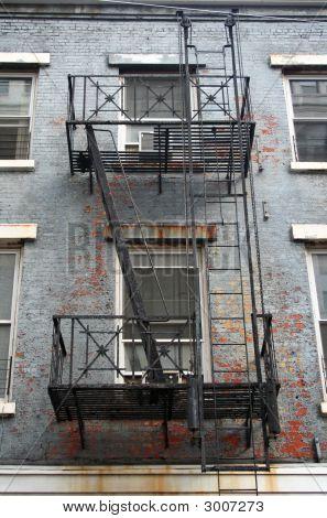 New York Fire Escape
