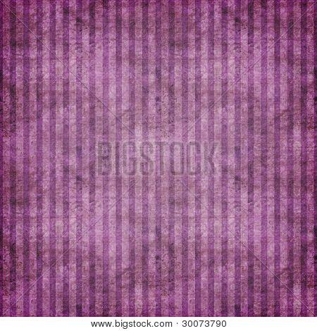 Shaded Purple Grungy Stripe Background