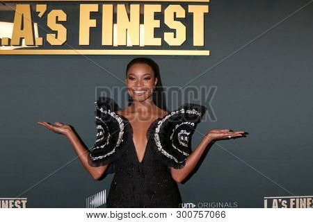 LOS ANGELES - MAY 10:  Gabrielle Union at the