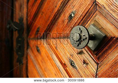 Medieval Door Handle
