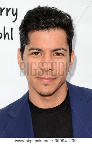 LOS ANGELES - MAY 5:  Jeremy Valdez at the 12th Annual George Lopez Foundation Celebrity Golf Classic