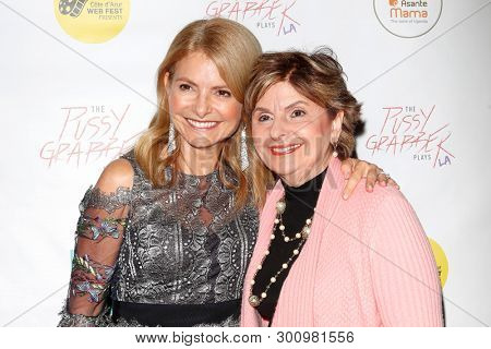 LOS ANGELES - May 11: Lisa Bloom, Gloria Allred at