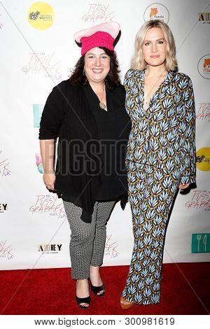 LOS ANGELES - May 11: Dana Resnick, Lora Lee Gayer at