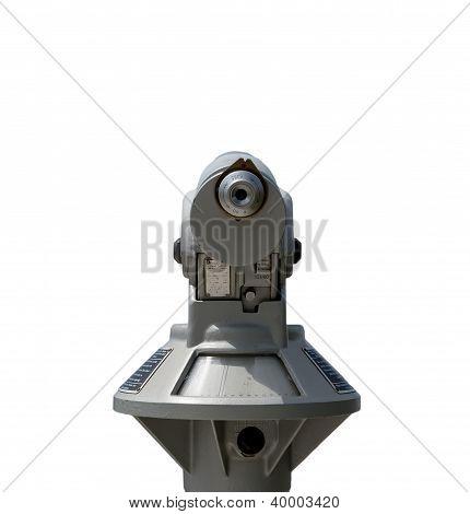 Telescope Viewer, Isolation