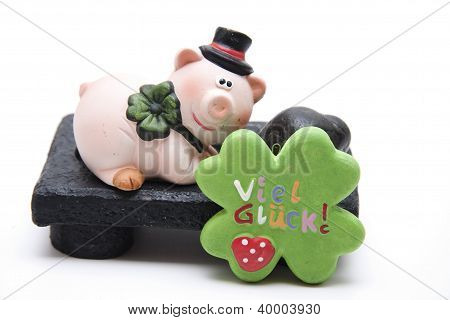 Lucky pig for Decoration