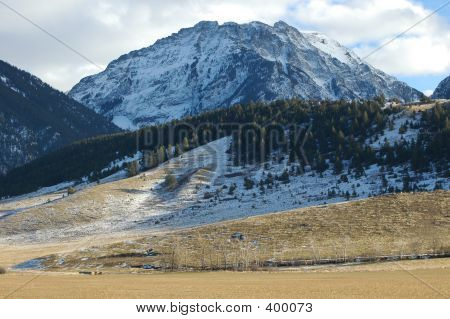 Absorka Mountains