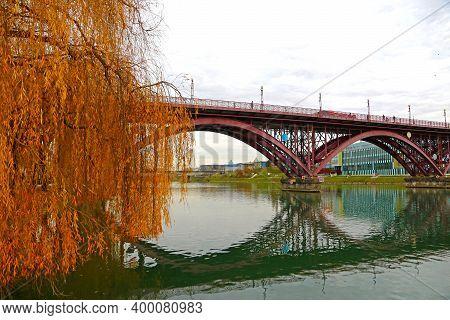 Old Bridge (slovene: Stari Most), Also Named Main Bridge (glavni Most) And Drava Bridge (dravski Mos