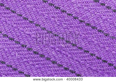 Light Violet Fabric Texture