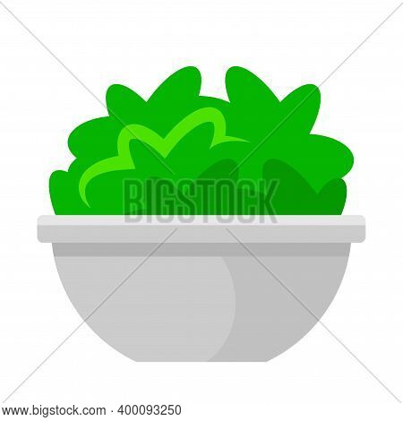 Vegetable Bowl Icon, Salad Bowl, Vegetable In A Bowl For Clip Art