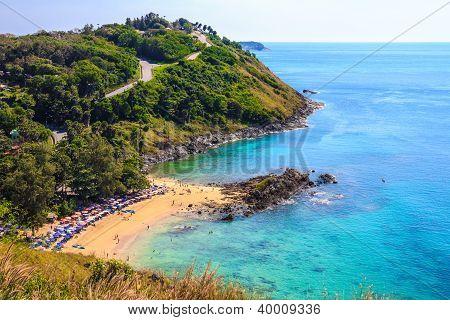 View Of Yanui Beach