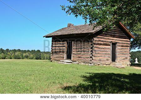 Civil War Era Cabin